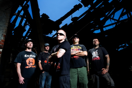 HATEBREED - Group Photo Promo 2010