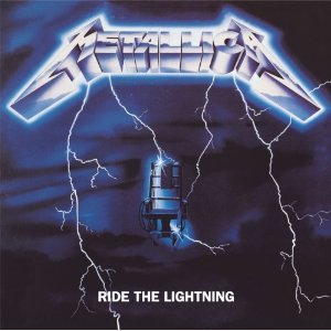 Metallica - Ride The Lightning promo album pic #2