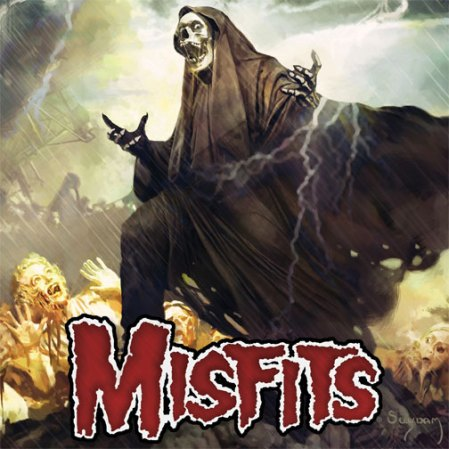 Misfits - Devils Rain album promo pic