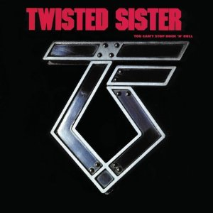 Twisted Sister - You Can't Stop Rock 'N Roll - promo album pic