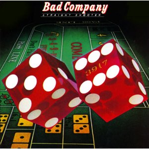 Bad Company - Straight Shooter - promo album pic!