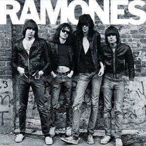 RAMONES - Promo album pic!