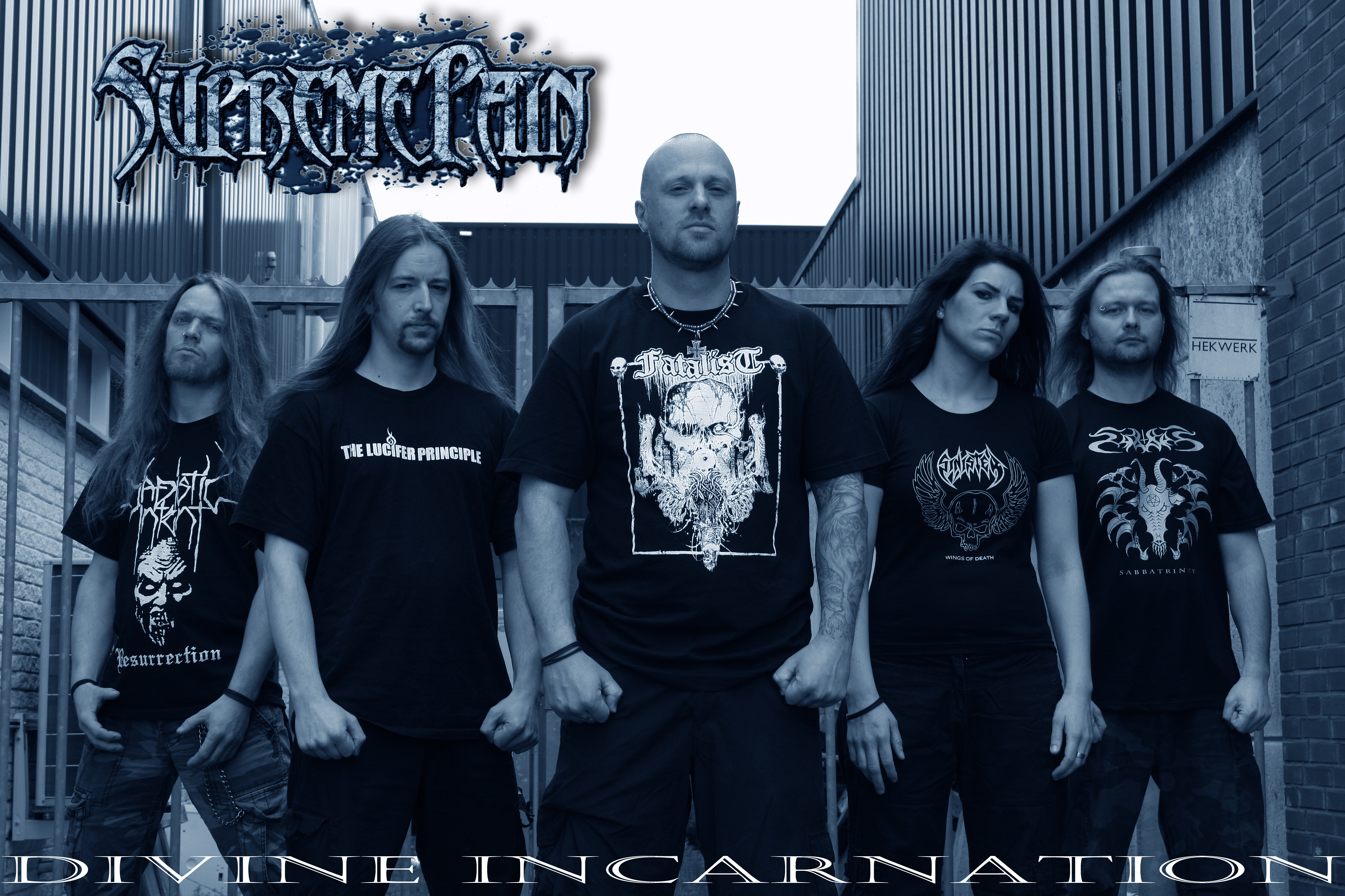 supreme pain death metal band searching for a new drummer metal