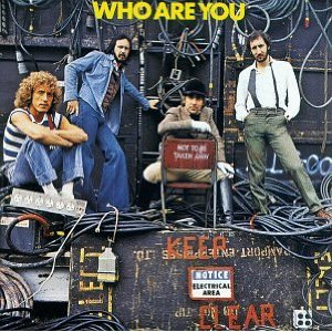 The Who - Who Are You - Promo album pic!