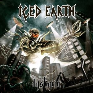 Iced Earth - Dystopia promo album pic!