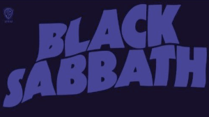 Black Sabbath - Master Of Reality album logo pic!