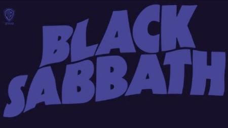 Black Sabbath - Master Of Reality album logo pic!
