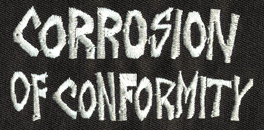Corrosion Of Conformity - Classic Logo!