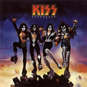 KISS - Destroyer - Promo Album Pic #2!