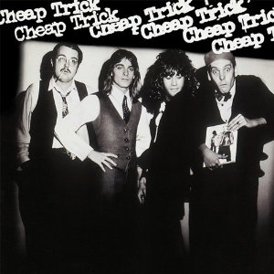 Cheap Trick - Promo Album Cover Pic!
