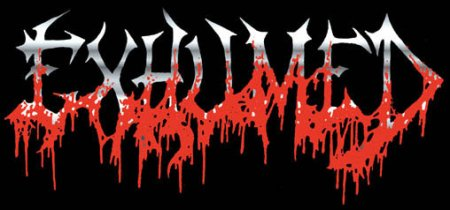 Exhumed - large logo!