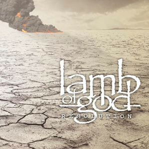 Lamb Of God - Resolution - promo cover pic #2