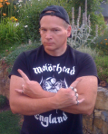 Stone - Motorhead Tee  pic:small