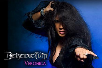 Veronica Freeman - Benedictum promo pic #1