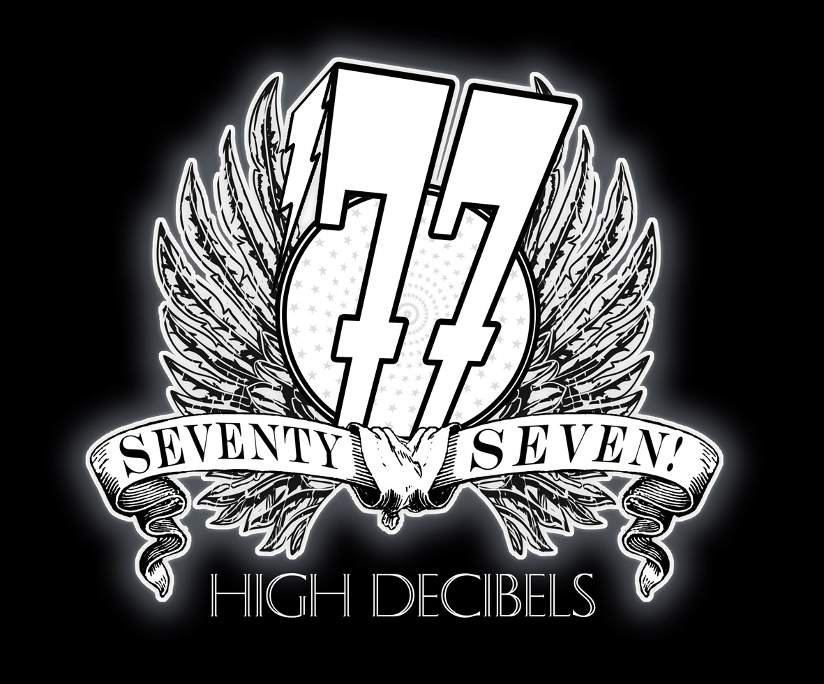 L UNLEASHED - Page 28 77-logo-high-decibels