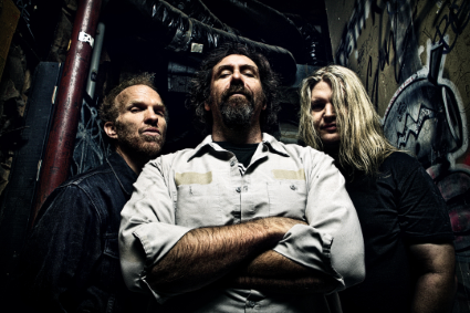 Corrosion Of Conformity - Group Promo Pic 2012 #1