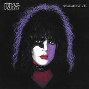 KISS - Paul Stanley solo 1978 cover pic!