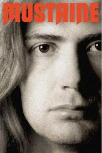 Mustaine - autobiography promo cover pic!