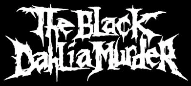 The Black Dahlia Murder - B&W Logo!