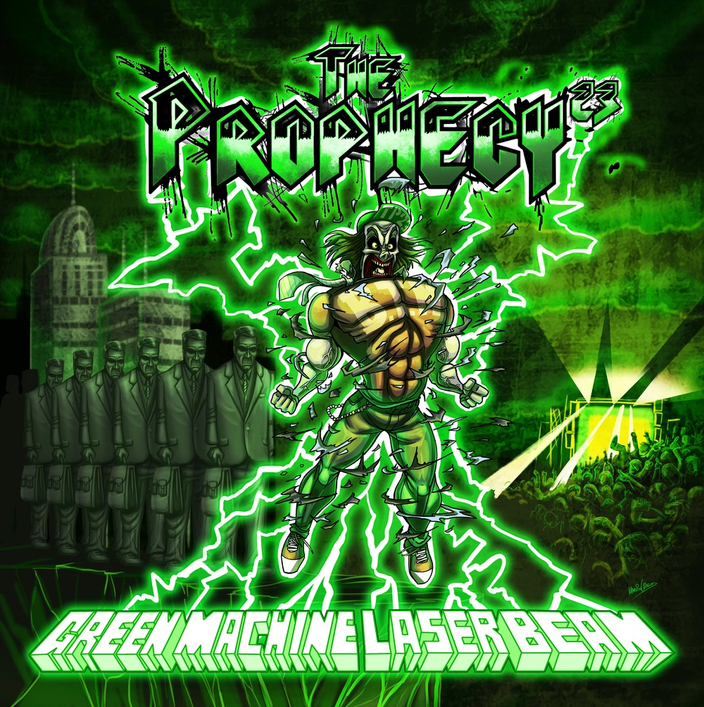 THE PROPHECY 23 – 'Green Machine Laser Beam' Releases ...