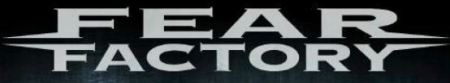 Fear Factory - Logo!