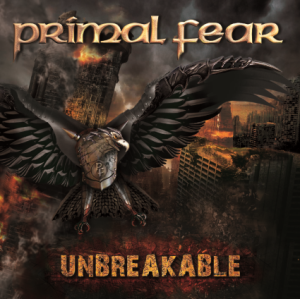 Primal Fear - unbreakable cover promo!!