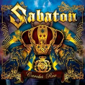 Sabaton - Carolus Rex cover promo