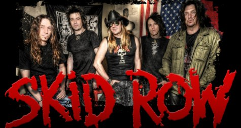 skid row promo group pic/logo 2011