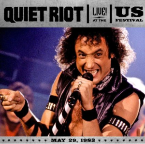 Quiet Riot - live at the US festival 1983 - promo cover pic!