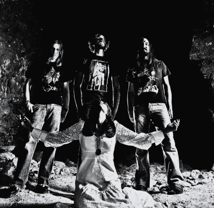 Demon Lung - group promo pic #2!!
