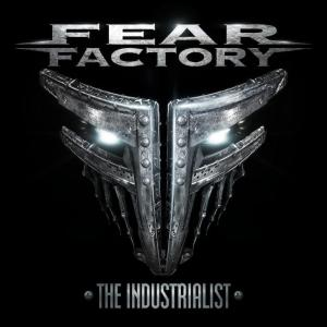 Fear Factory - The Industrialist - cover promo pic!