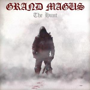 Grand Magus - The Hunt - promo cover pic!
