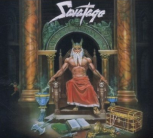 Savatage - Hall of the Mountain King - cover promo!
