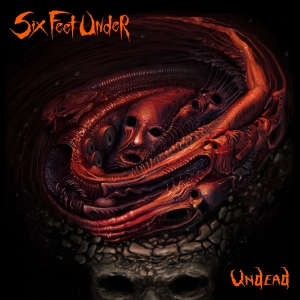 Six Feet Under - Undead - promo cover pic #3!