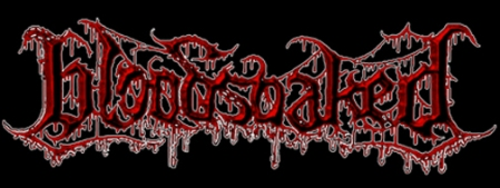 Bloodsoaked - Large Logo!