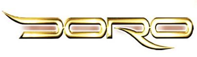 Doro - Large Logo - Gold