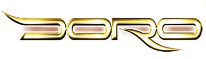 Doro - Large Logo - Gold