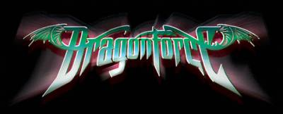 Dragonforce - Large Logo!