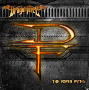 Dragonforce - The Power Within - cover promo pic!