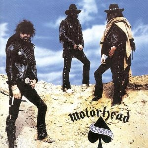 Motorhead - Ace Of Spades - promo cover pic!!
