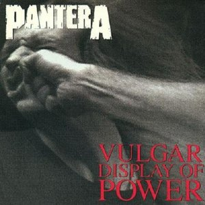 Pantera - Vulgar Display Of Power - Promo Cover Pic!
