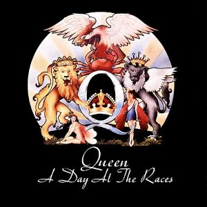 Queen - A Day At The Races - promo cover!
