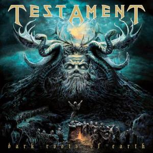 Testament - Dark Roots Of Earth - promo cover pic!