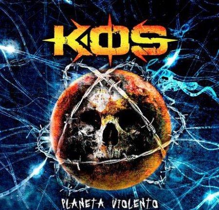 K-OS - Planeta Violento - promo cover pic!