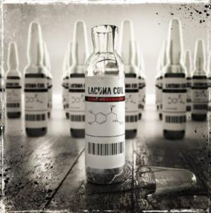 Lacuna Coil - Dark Adrenaline - Large Cover Promo Pic!!