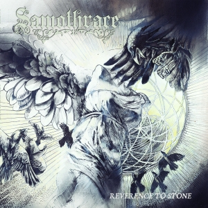 Samothrace - Reverence To Stone - cover promo!