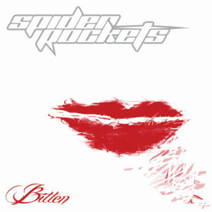 Spider Rockets - Bitten - promo cover pic!