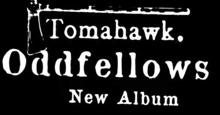 Tomahawk - Promo Logo Block!! - 2012