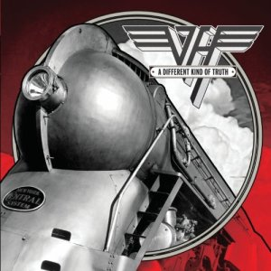 Van Halen - A Different Kind Of Truth - Large Promo Cover!!