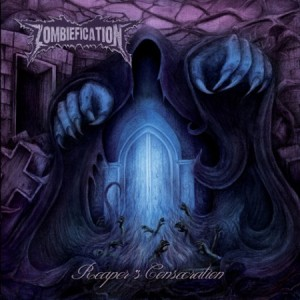 Zombiefication - Cover Promo Pic!